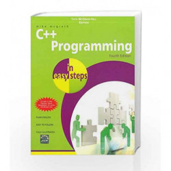 C++ Programming by N/A In Easy Steps Book-9781259002342
