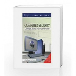 Computer Security : Concepts, Issues & Implementation by Alfred Basta Book-9788131507759