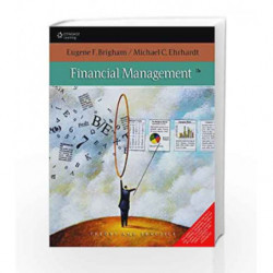 Financial Management: Theory & Practice by Brigham Book-9788131516447