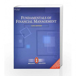 Fundamentals of Financial Management by Brigham Book-9788131518571