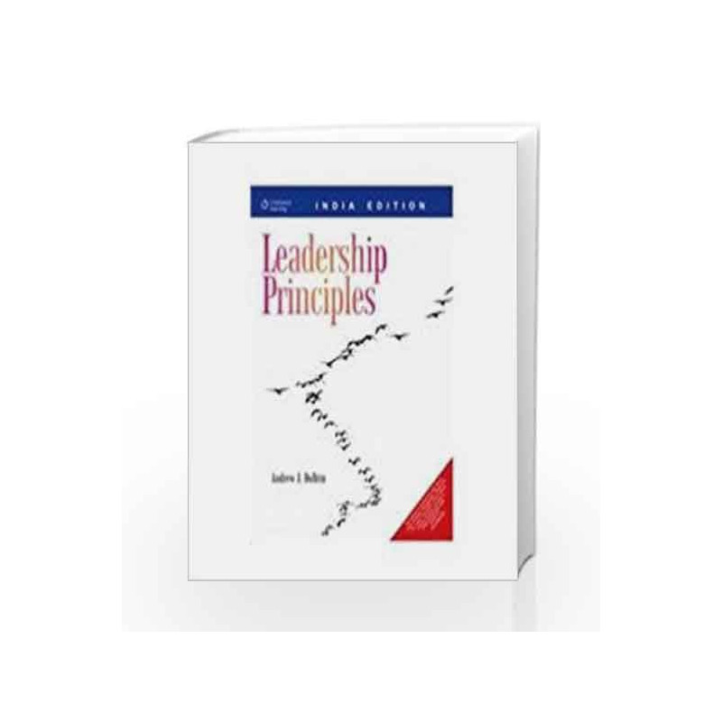 Leadership Principles by Andrew J. DuBrin Book-9788131512401