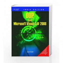 OOP Using Microsoft Visual C# 2008 by Farrell Book-9788131507865