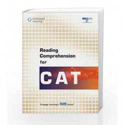 Reading Comprehension For Cat by MbaGuru Book-9788131514481