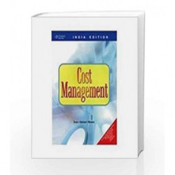 Cost Management by Don R. Hansen-Oklahoma State University Book-9788131507742