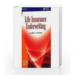 Life Insurance Underwriting by National Insurance Academy Book-9788131507568