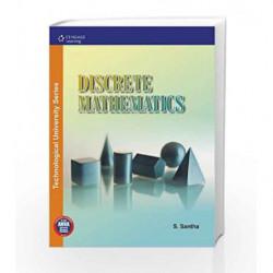 Discrete Mathematics (Anna University - Chennai) by S. Santha Book-9788131515501