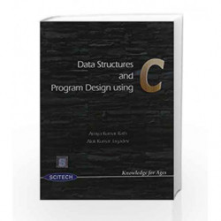 Data Structures and Program Design Using C by Amiya Kumar Rath Book-9788183715195