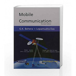 Mobile Communication by G. K. Behera Book-9788183711791