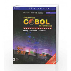 Structured Cobol Programming by Gary B. Shelly Book-9788131503829