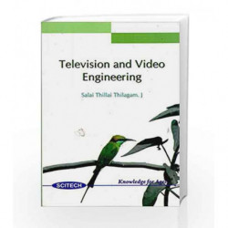 Television and Video Engineering by Salai Thillai Thilagam Book-9788183712194