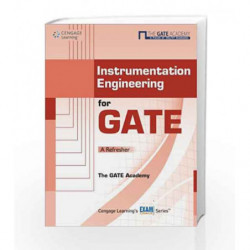 Instrumentation Engineering For Gate: A Refresher by The GATE Academy Book-9788131514528