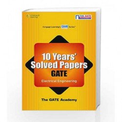 10 Year's Solved Papers Gate: Electrical Engineering by The Gate Academy Book-9788131517260