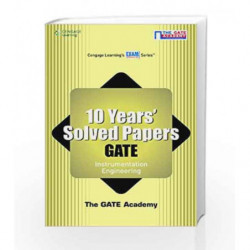 10 Year's Solved Papers GATE: Instrumentation Engineering by The Gate Academy Book-9788131517277