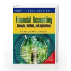 Financial Accounting Concepts, Methods & Applications by Carl S. Warren Book-9788131509043