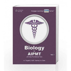 Biology for AIPMT (All India Pre-Medical Test) - Vol. 1: All India Pre-Medical Test: Vol I by A Tripathi Book-9788131523773