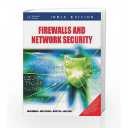 Firewalls and Network Security by Whitman Book-9788131510292