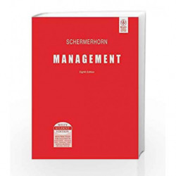 Management by Schermerhorn Book-9788126508785