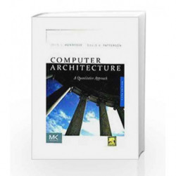 Computer Architecture: A Quantitative Approach by Hennessy Book-9789381269220