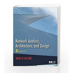 Network Analysis, Architecture and Design by Mccabe Book-9788131212592