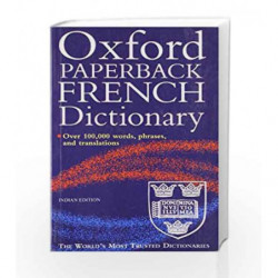 Oxford Paperback French Dictionary, 3rd Edition by Chalmers Michael Janes Book-9780195685343