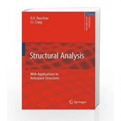 Structural Analysis by Bauchau O. A. Et.Al Book-9788132208952