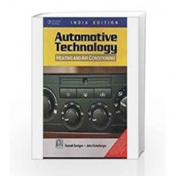 Automotive Technology:Heating And Air Conditioning by Russell Carrigan Book-9788131514221