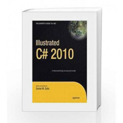 Illustrated C# 2010 by Solis D Book-9788132201229