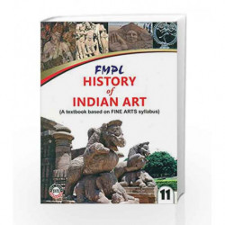 History of Indian Art-E Class 11 by Devender kumari Book-9789382741282