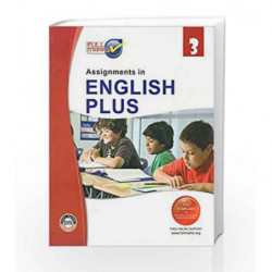 Assignments in English Plus Class 3 by A.K. Gupta Book-9789382741077