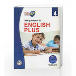 Assignments in English Plus Class 4 by A.K. Gupta Book-9789382741084