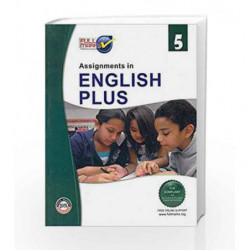 Assignments in English Plus Class 5 by A.K. Gupta Book-9789382741091