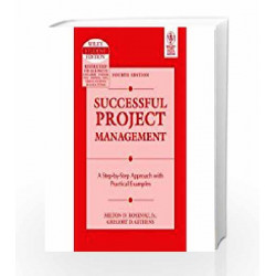Successful Project Management by Milton D. Rosenau Book-9788126508693