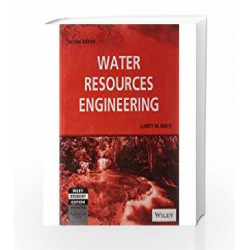 Water Resources Engineering by Larry W.Mays Book-9788126531646