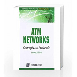 ATM Networks: Concepts and Protocols by Sumit Kasera Book-9780070583535