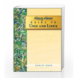 Harley Hahn's Guide to Unix and Linux by Harley Hahn Book-9780073133614