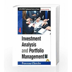 Investment Analysis and Portfolio Management by Prasanna Chandra Book-9781259005992