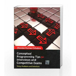 Conceptual Programming Tips for Interviews and Competitive Exams Tricky Problems and Solutions