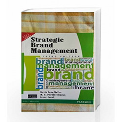 Strategic Brand Management (Old Edition) by Kevin Lane Keller Book-9788131756898