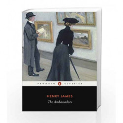The Ambassadors (Penguin Classics) by Henry James Book-9780141441320