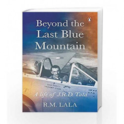 Beyond the Last Blue Mountain by R.M. Lala Book-9780140169010