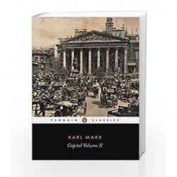 2: Capital by Karl Marx Book-9780140445695