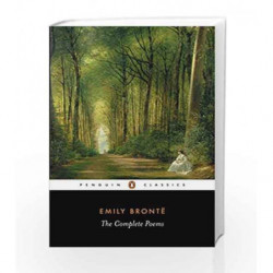 The Complete Poems (Penguin Classics) by Emily Brontë Book-9780140423525