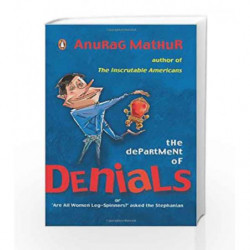 Department of Denials by Anurag Mathur Book-9780143032007