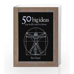 50 Big Ideas You Really Need to Know (50 Ideas) by Dupre, Ben Book-9781847249869