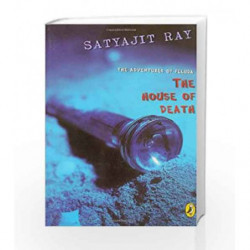 The House of Death: The Adventures of Feluda by Satyajit Ray Book-9780143335719