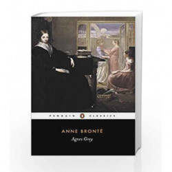 Agnes Grey (Penguin Classics) by Bronte, Anne Book-9780140432107