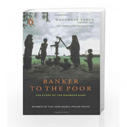 Banker to  the Poor by Muhammad Yunus Book-9780143102915
