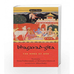Bhagavad-Gita: The Song of God by Anonymous Book-9780451528445