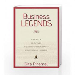 Business Legends by Gita Piramal Book-9780140271874