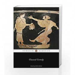 Classical Comedy (Penguin Classics) by Aristophanes Book-9780140449822
